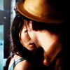Christina: alice- ha- his vision borrows mine