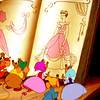 Jessica K Malfoy: disney: cinderella mice making dress