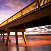 Jessica K Malfoy: nature: pier