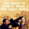 [eames/arthur]: dream big