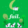 Stock - Cow ALMOST Jumped the Moon
