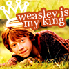 captains_girl: Harry Potter: Ron Weasley