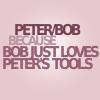 dunderklumpen: Drei Fragezeichen_Peter/Bob_Tools