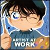 artsy, artistic, busy, creative