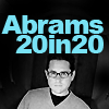 A JJ Abrams 20in20 Icon Challenge