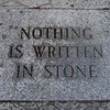 gertiekeddle: nothing is written in stone