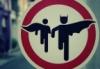 Я и Бэтмен!))