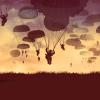 Skew: parachutes