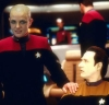 Britney, Data, Star Trek