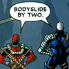 Deadpool - bodyslide by two