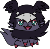 Zorua in Yagudo Headgear