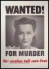 ww2 woman poster