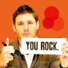jessm78: Jensen Ackles: You Rock from CC'10