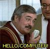 Hello computer!