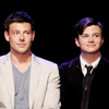 Finn & Kurt <3