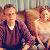 Lucille: Buffy & Giles - Touching knees
