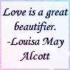 Jenny: Love is a Great Beautifier