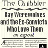 HP: Gay werewolves and ex-convicts
