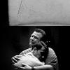 dogpiss: hug