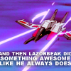 Lazorbeak awesome