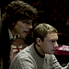 bbc sherlock and john