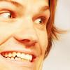 nej: actor- jared- smiles big