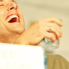 jensen ackles >> laughing