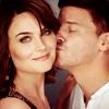 Booth Kiss Brennan