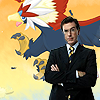 eagle of truth. ♥ stephen colbert