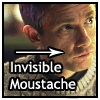 VioletJimJams: Invisible Moustache