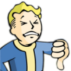 Vault Boy does not approve