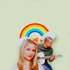 Turn the key ♥: Puck&Quinn Rainbow <3