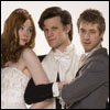 doctor who -  wedding ot3