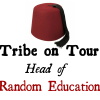 The Island of the Fay: [tribe] head of random education