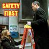 havers: Safety First - Ladder Holder