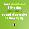quote-love deadlines