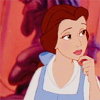 Belle (Disney's Beauty and the Beast): pondering