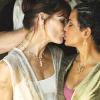 Cannon: Lesbian Interracial kiss