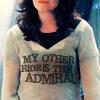 Laura's shirt