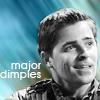 fififolle: SGA - Major Dimples Lorne