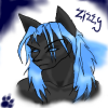 Zizzy - Canine Form - by Rieny