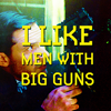 Dirtylecki: inception - men with big dicks (guns)