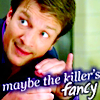 Castle - maybe the killer is 'fancy'
