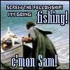Amanuensis: screw the fellowship