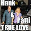 hank and patti - true love