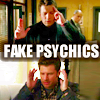 castle/psych- fake psychic