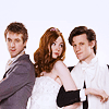 harder, harder, hardest; i am the artist: dr who -- rory/amy/eleven | wedding