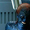 Mystique (Raven Darkholme): laugh