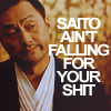 Saito Aint Fallin For Yo Shit - Inceptio