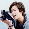 Cynthia: shige and his camera